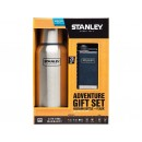Stanley Adventure Gift Set Thermoskanne, Taschenflasche
